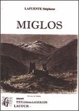Couverture Miglos - Lafuente Stéphane